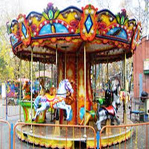 Парки культуры и отдыха Калтана