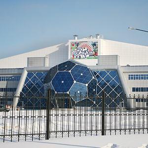 Спортивные комплексы Калтана
